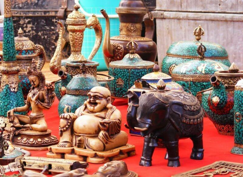 Сувениры из Гоа