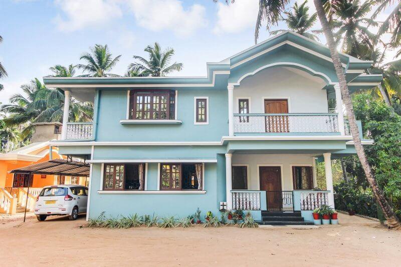 Отель в Южном Гоа