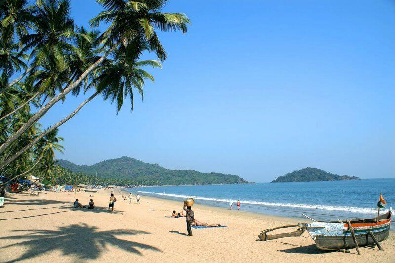 Пляж Южного Гоа