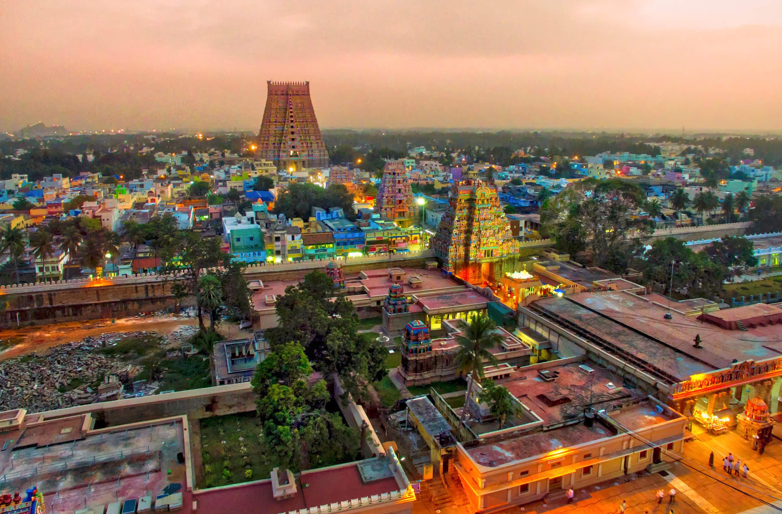картинка фотография курорта Ченнаи (Мадрас) в Индии