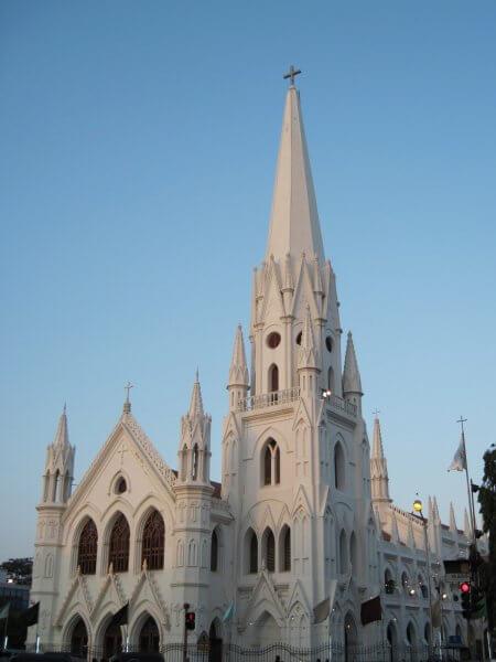 Католический собор Святого Фомы