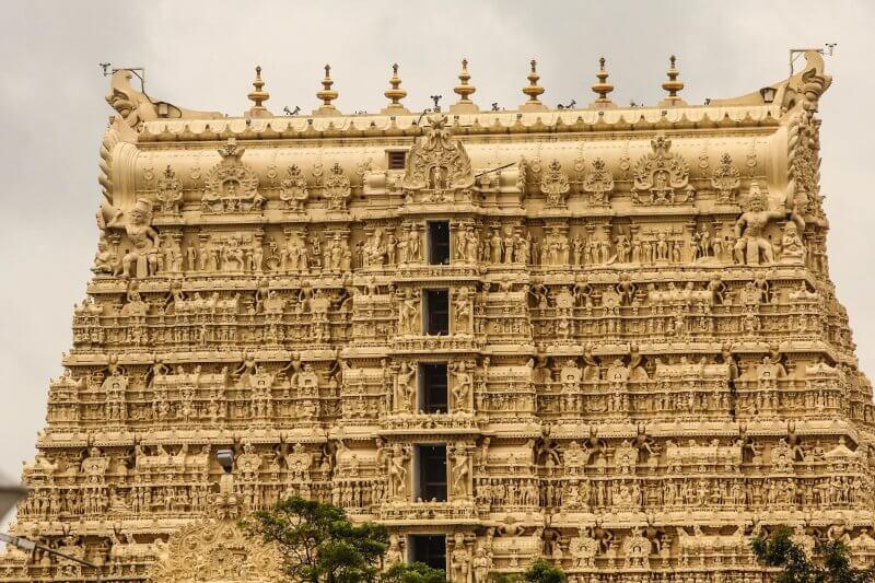 Храм Шри Падманабхасвами Sree Padmanabhaswamy Temple