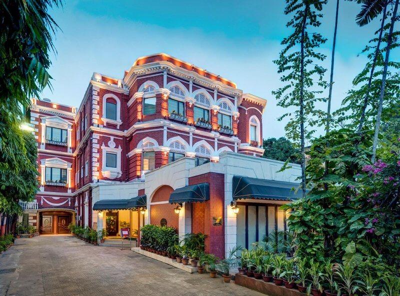 Отель в Калькутте