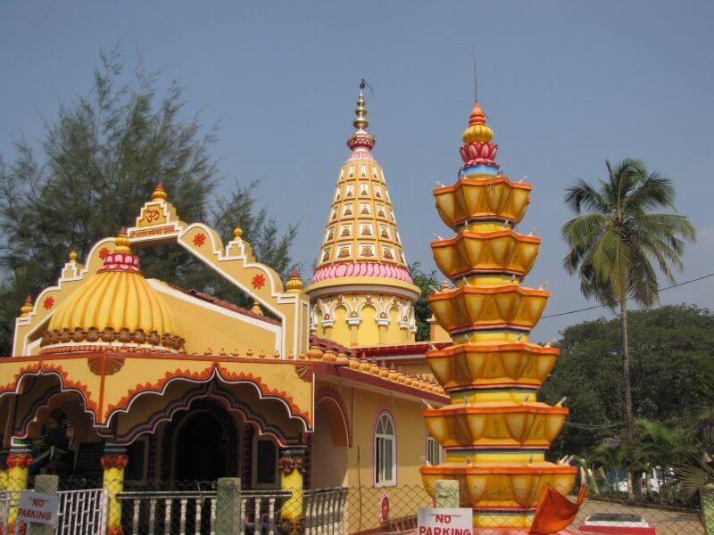 Храм в Северном Гоа