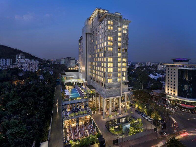 Отель в городе Пуна