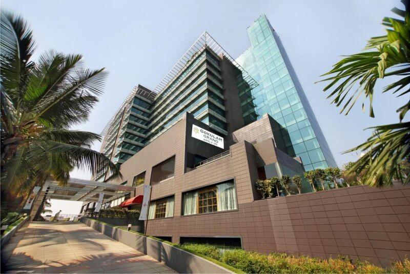 Отель в Бангалоре