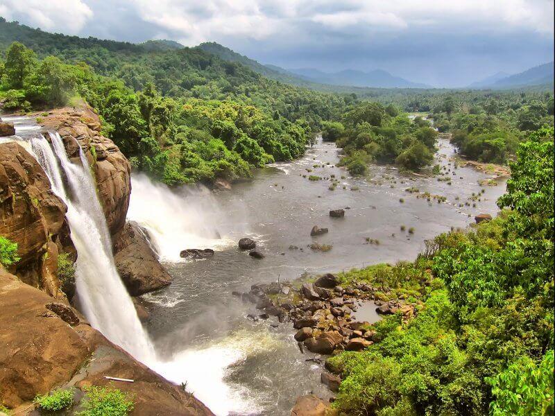 Водопады Антираппилли