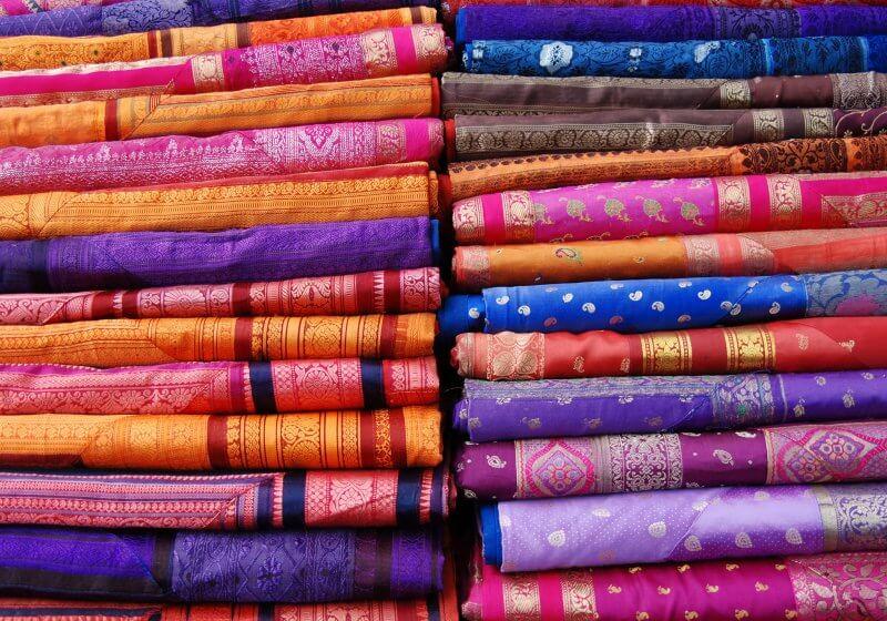 Текстиль из Гоа