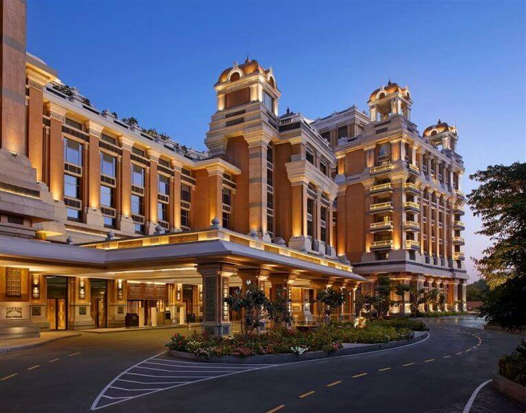 Отель в Ченнае