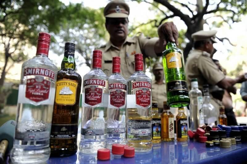 Алкоголь в штате Керала