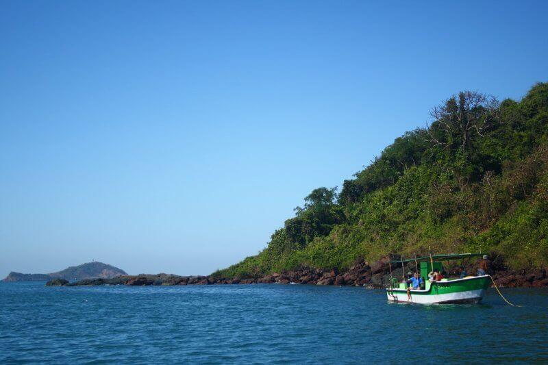 Остров Бат