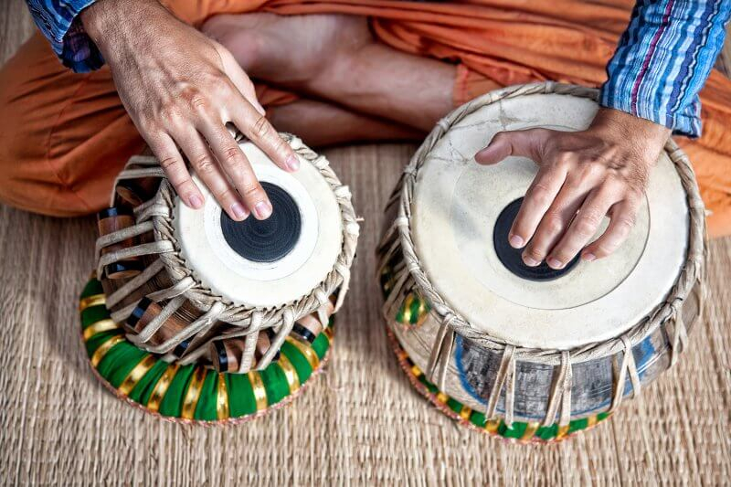 Индийские барабаны