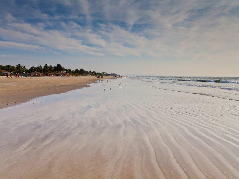 Пляж Бенаулим