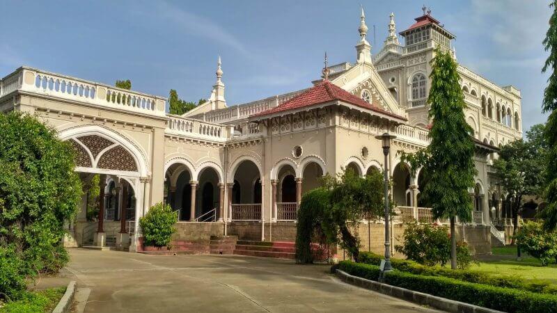 Дворец в городе Пуна