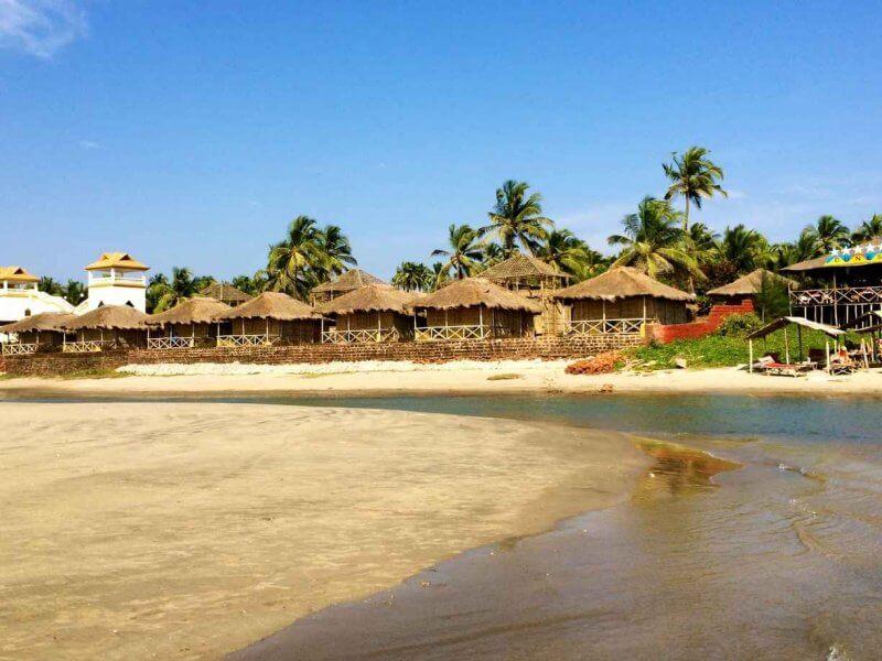 Мандрем в Гоа