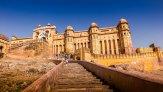 Форт Амбер – жемчужина Раджастана в Индии
