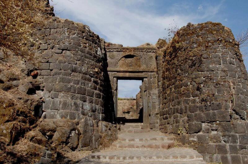 Ворота форта Синхагад