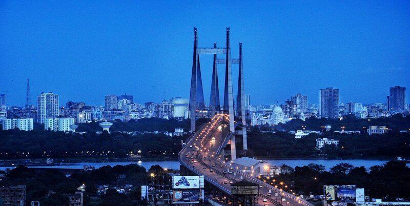 Мост в Калькутте