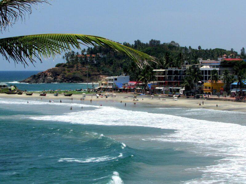 Пляж Ашок