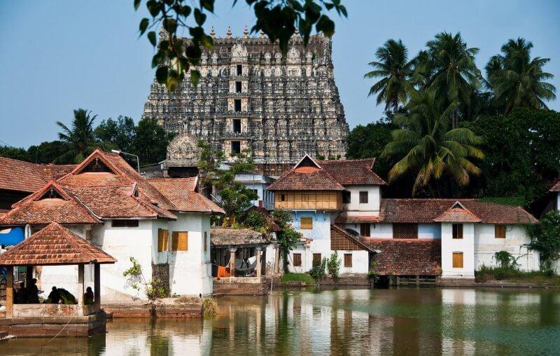 Тируванантапурам в штате Керала