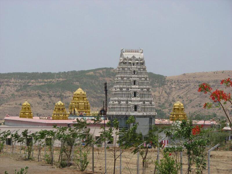 Храм Sri Balaji Mandir