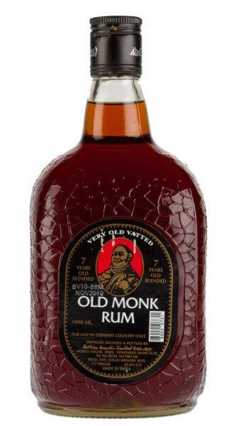 Алкоголь из Гоа