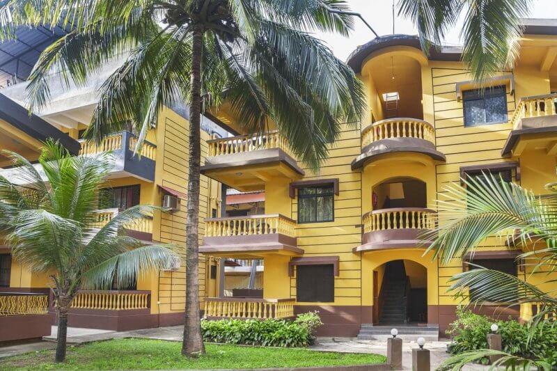 Отель в Кандолиме