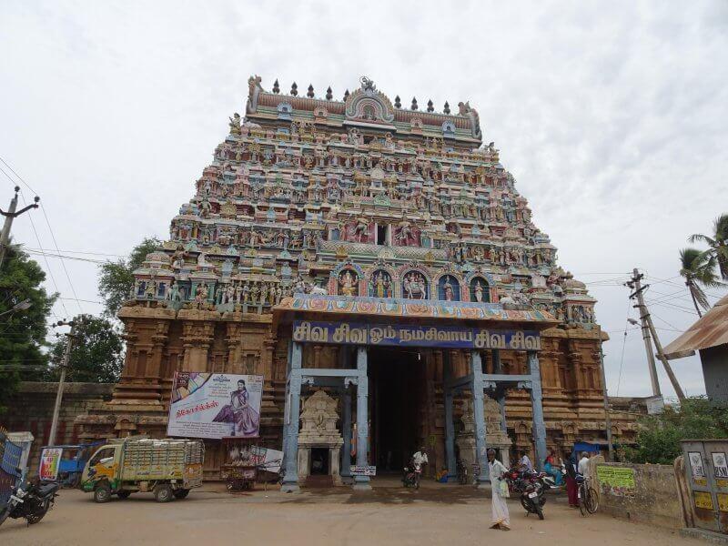 Храм Вадапалани Муруган