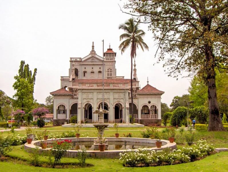 Дворец Ага-Хана
