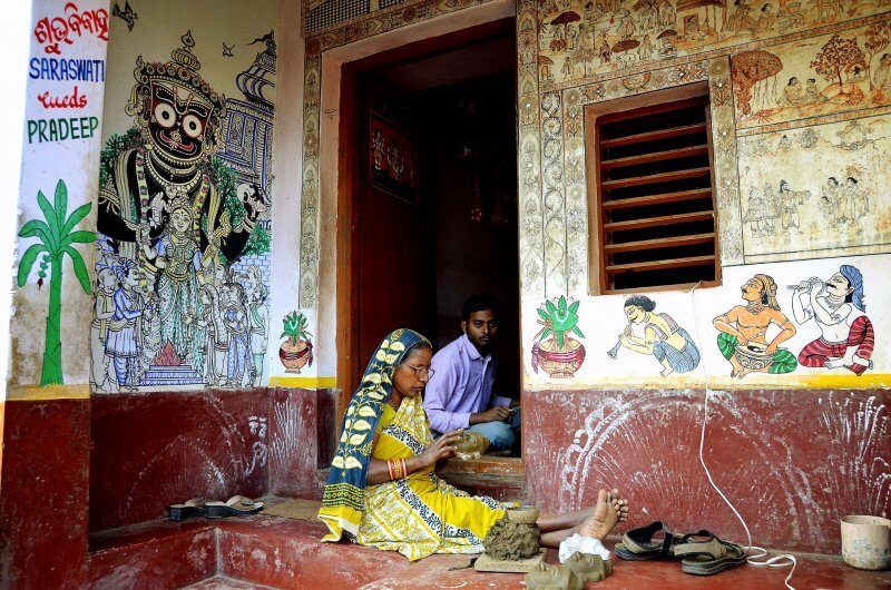 Дом Джаганнатха