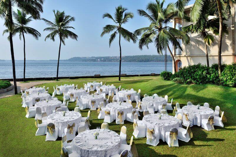 Goa Marriott Resort & Spa 5*