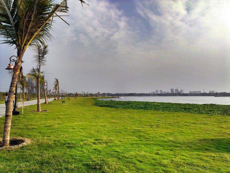 Эко-парк в Калькутте