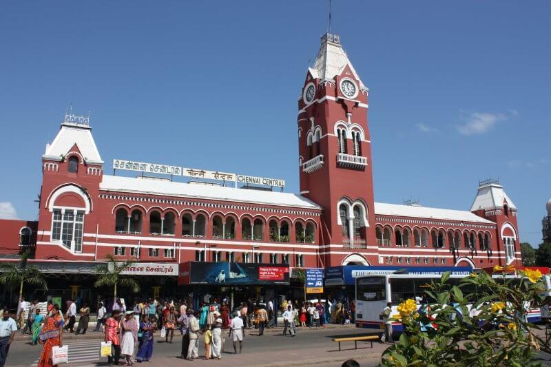 Центральная железнодорожная станция
