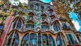 Дом Бальо в Барселоне – смелый проект Антонио Гауди