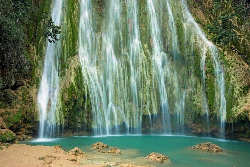 Водопад Эль-Лимон