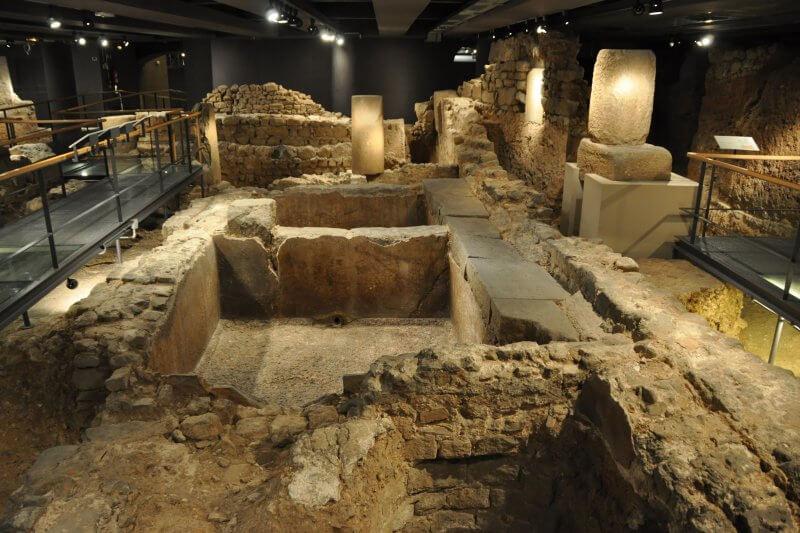 Музей истории Барселоны