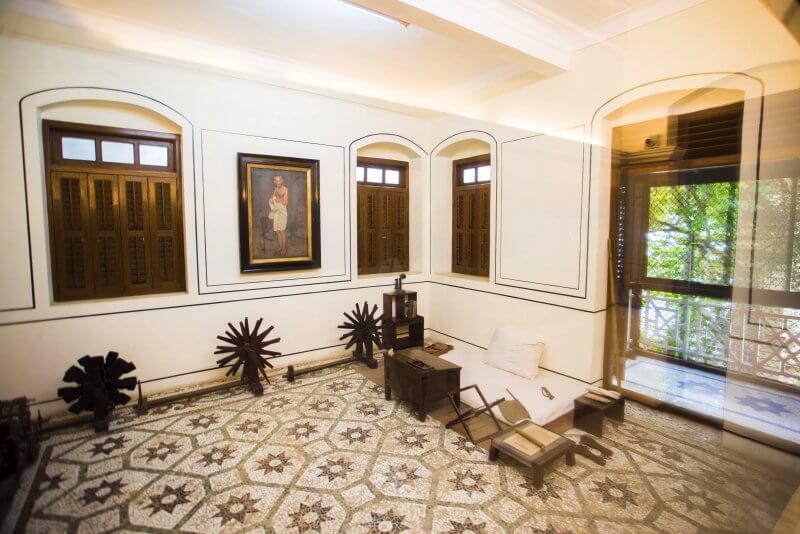Музей Ганди в Мани Бхаван