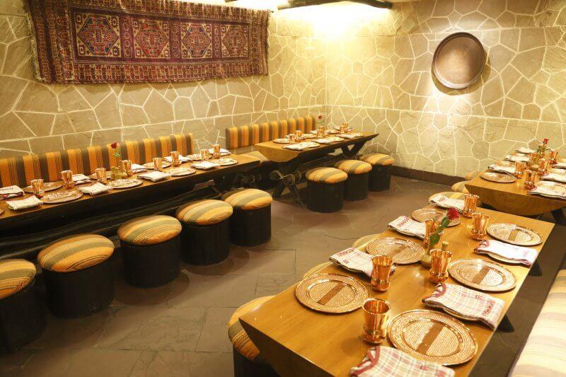 Ресторан в Агре