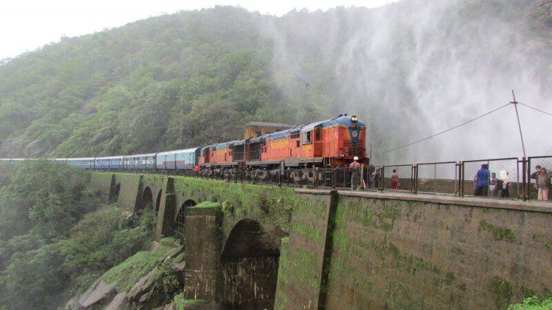 Поезд из Гоа