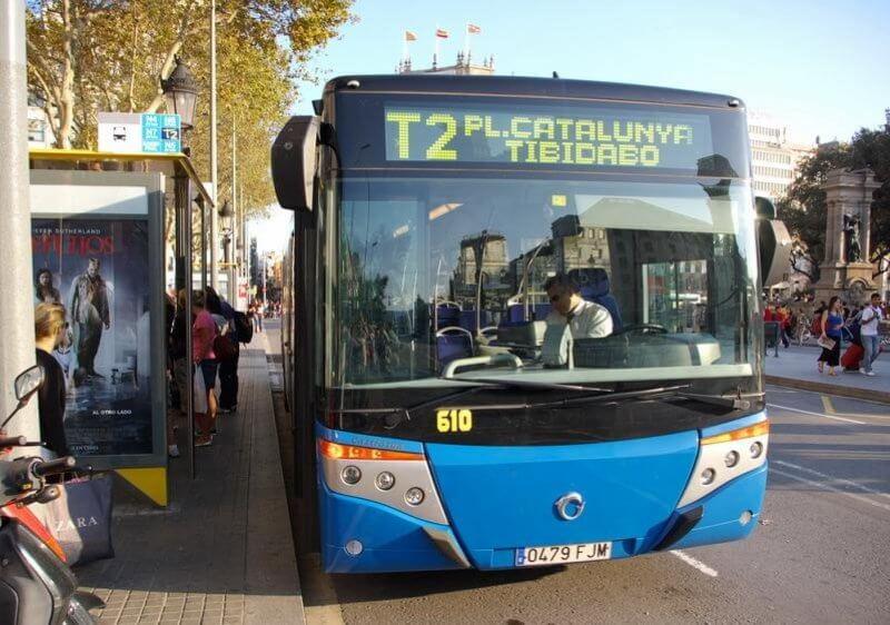 Автобус T2B