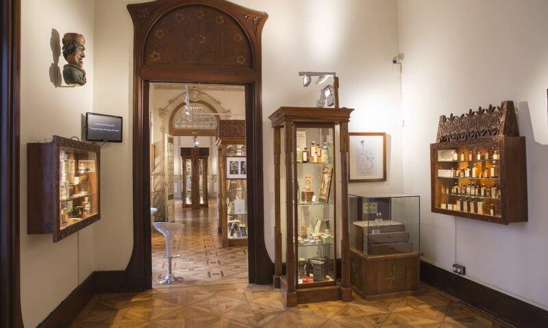 Музей Марихуаны и Конопли