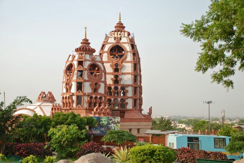 Храм ISKCON