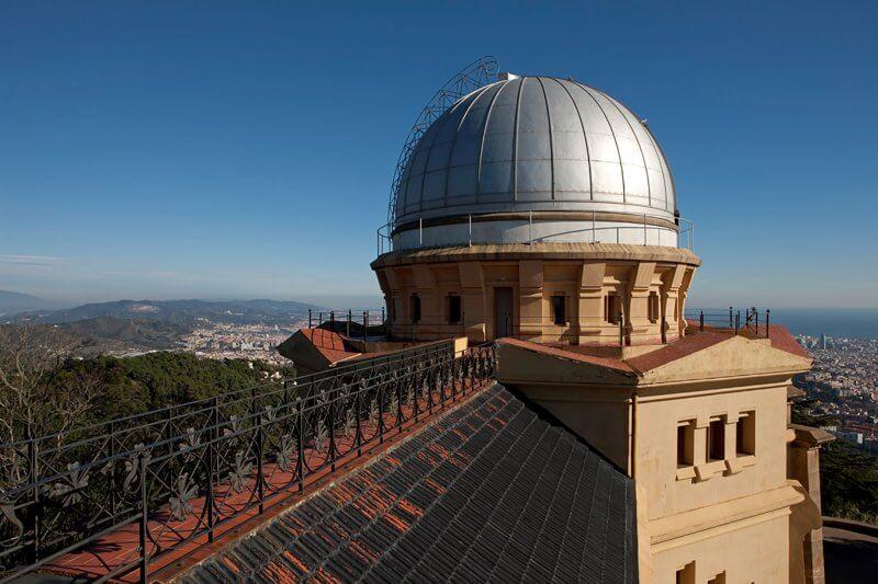 Обсерватория Фабра