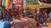 Калангут в Индии – самый посещаемый пляж Северного Гоа