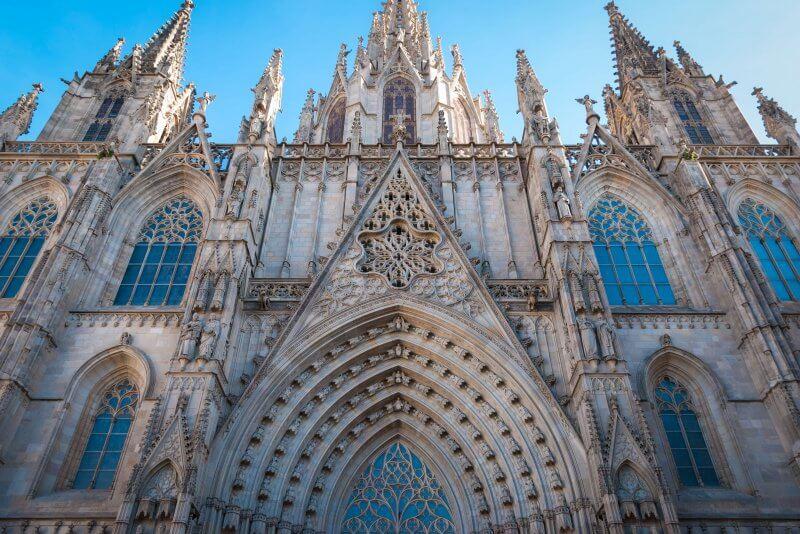 Фасад Кафедрального собора