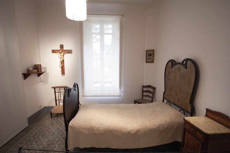Комната Антонио Гауди