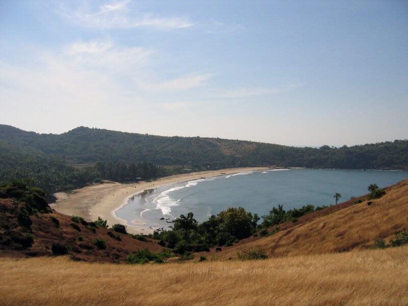 Пляж Кудли