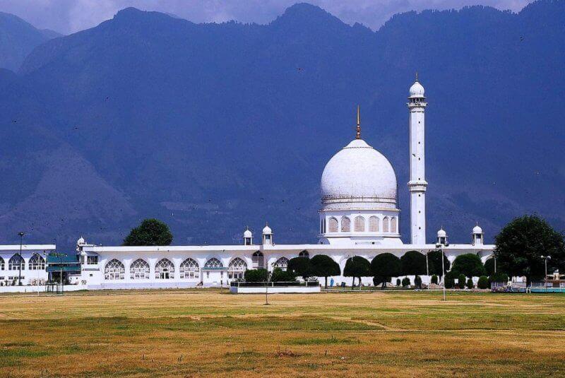Мечеть в штате Джамму и Кашмир