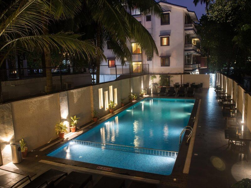 Отель в Калангуте