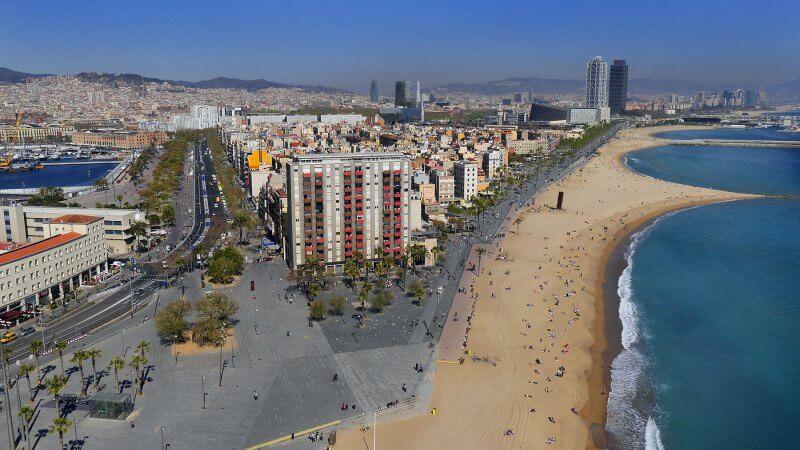 Район Барселонетта